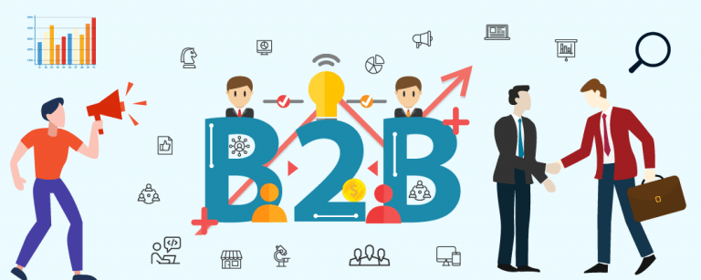 B2B یا Business to Business